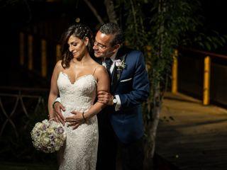 El matrimonio de Gisela  y Leonardo  2
