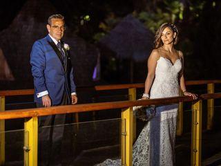 El matrimonio de Gisela  y Leonardo  3