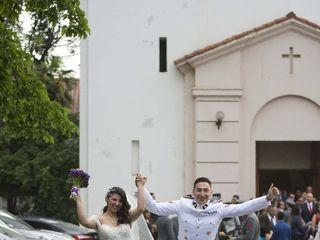 El matrimonio de Macarena y Carlos 2