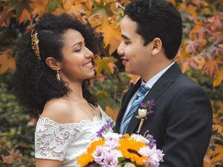 El matrimonio de Jeniffer y Ludwing