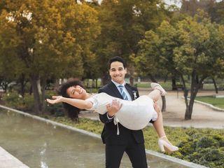 El matrimonio de Jeniffer y Ludwing 3