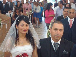 El matrimonio de María Angélica y Juan Carlos