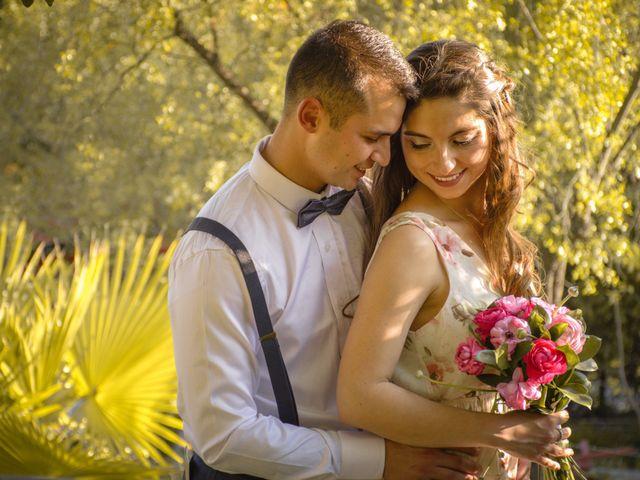 El matrimonio de Melissa y Humberto