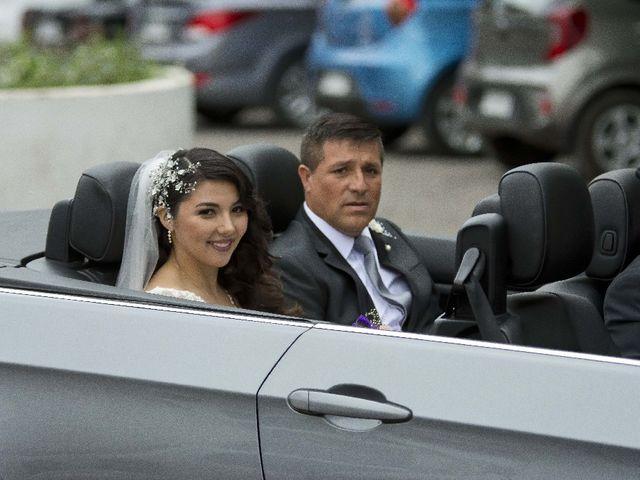 El matrimonio de Carlos y Macarena en Padre Hurtado, Talagante 7