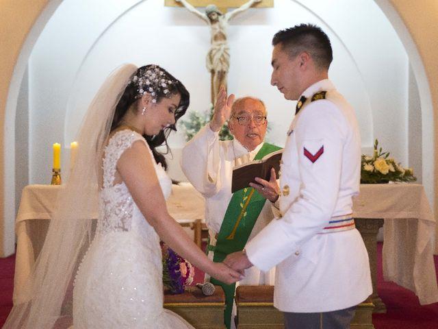 El matrimonio de Carlos y Macarena en Padre Hurtado, Talagante 10
