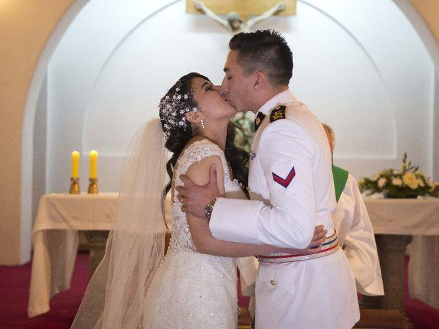 El matrimonio de Carlos y Macarena en Padre Hurtado, Talagante 11