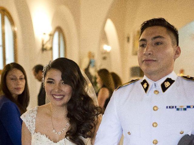 El matrimonio de Carlos y Macarena en Padre Hurtado, Talagante 12