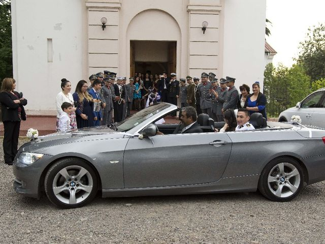 El matrimonio de Carlos y Macarena en Padre Hurtado, Talagante 14