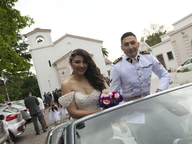 El matrimonio de Carlos y Macarena en Padre Hurtado, Talagante 15