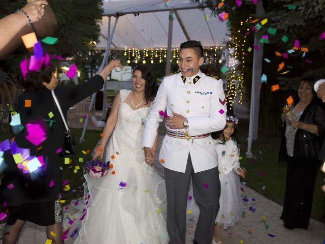 El matrimonio de Carlos y Macarena en Padre Hurtado, Talagante 24