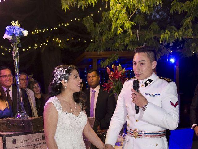 El matrimonio de Carlos y Macarena en Padre Hurtado, Talagante 26