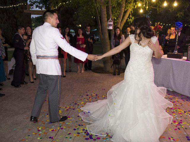 El matrimonio de Carlos y Macarena en Padre Hurtado, Talagante 27