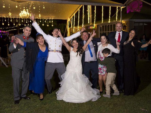 El matrimonio de Carlos y Macarena en Padre Hurtado, Talagante 28