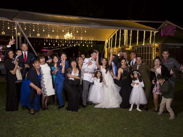 El matrimonio de Carlos y Macarena en Padre Hurtado, Talagante 29