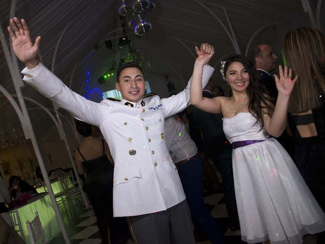 El matrimonio de Carlos y Macarena en Padre Hurtado, Talagante 32