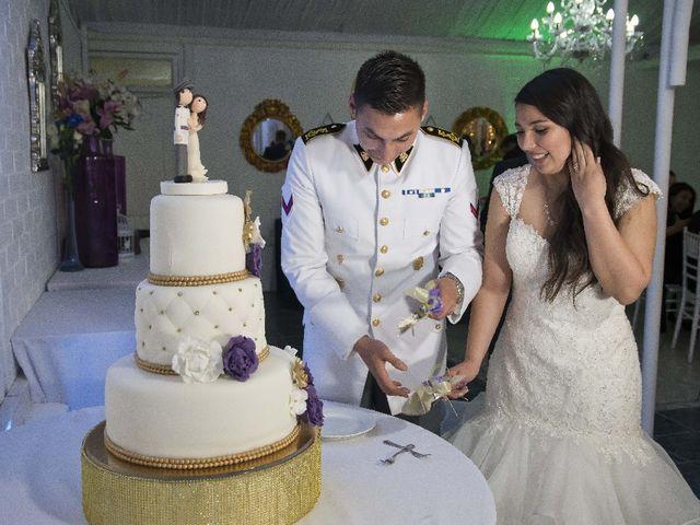 El matrimonio de Carlos y Macarena en Padre Hurtado, Talagante 41
