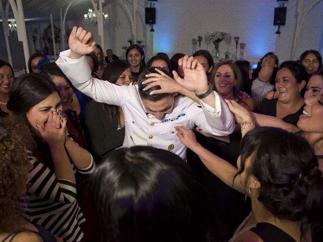 El matrimonio de Carlos y Macarena en Padre Hurtado, Talagante 45