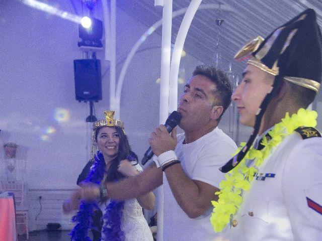 El matrimonio de Carlos y Macarena en Padre Hurtado, Talagante 48