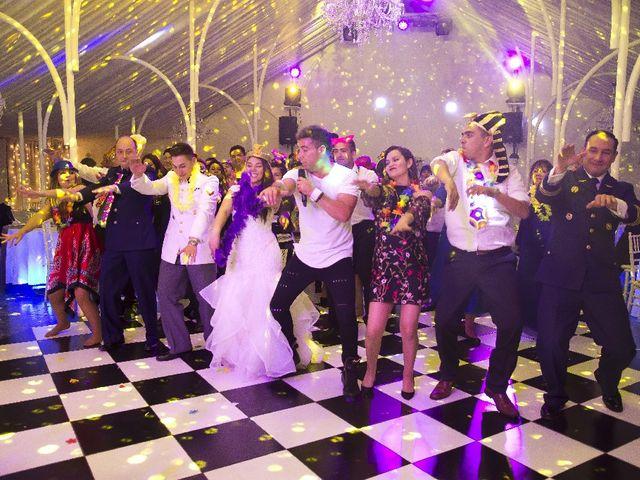 El matrimonio de Carlos y Macarena en Padre Hurtado, Talagante 50