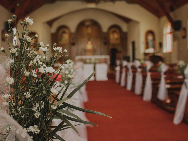 El matrimonio de César y Cristina en San Bernardo, Maipo 2
