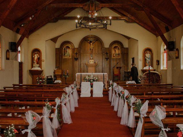 El matrimonio de César y Cristina en San Bernardo, Maipo 3