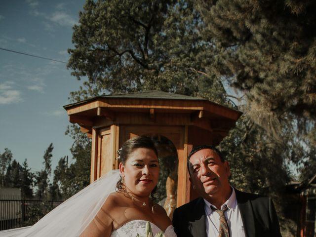 El matrimonio de César y Cristina en San Bernardo, Maipo 4