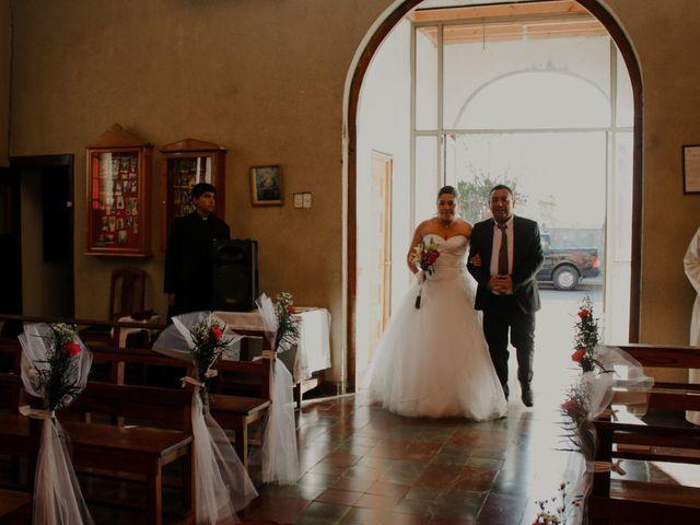 El matrimonio de César y Cristina en San Bernardo, Maipo 5