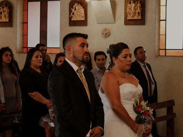 El matrimonio de César y Cristina en San Bernardo, Maipo 7