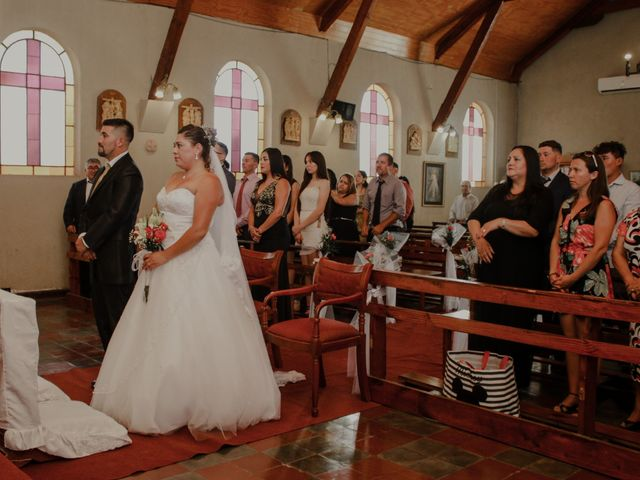 El matrimonio de César y Cristina en San Bernardo, Maipo 8