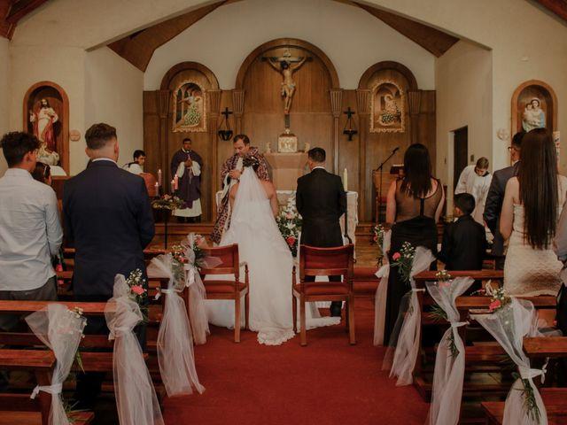 El matrimonio de César y Cristina en San Bernardo, Maipo 9