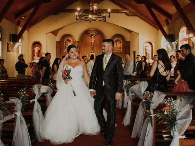 El matrimonio de César y Cristina en San Bernardo, Maipo 1