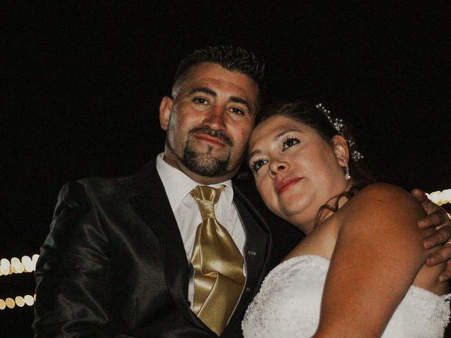 El matrimonio de Cristina y César