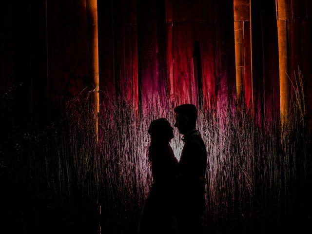 El matrimonio de Joan y Paolo