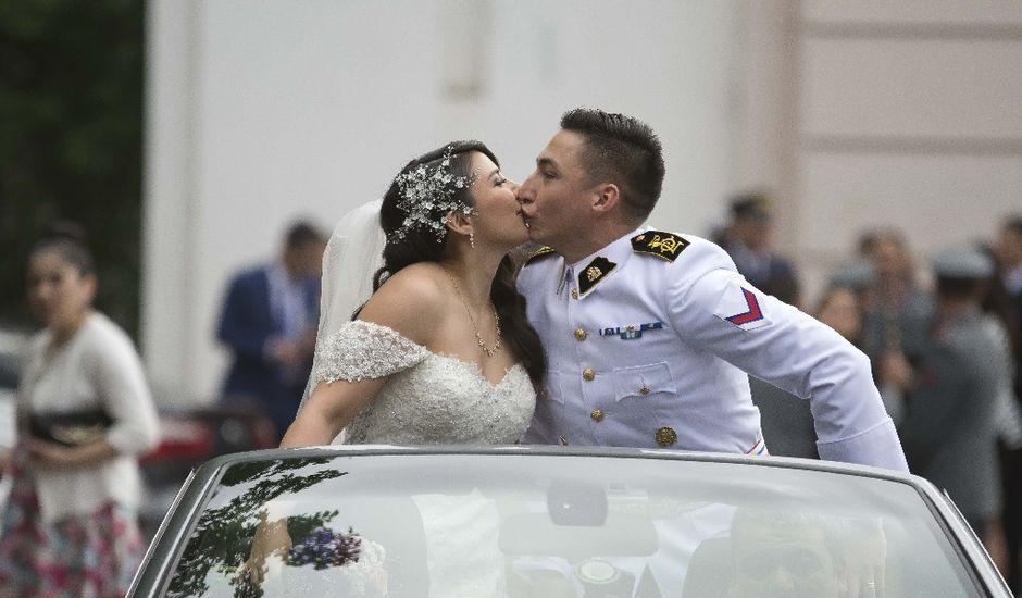 El matrimonio de Carlos y Macarena en Padre Hurtado, Talagante
