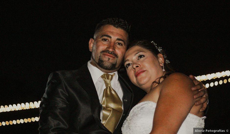 El matrimonio de César y Cristina en San Bernardo, Maipo