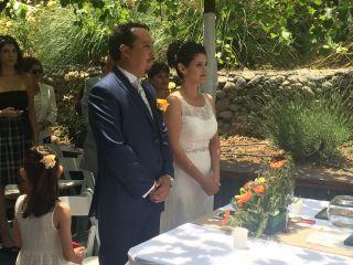 El matrimonio de Poly Lucía y Sebastián