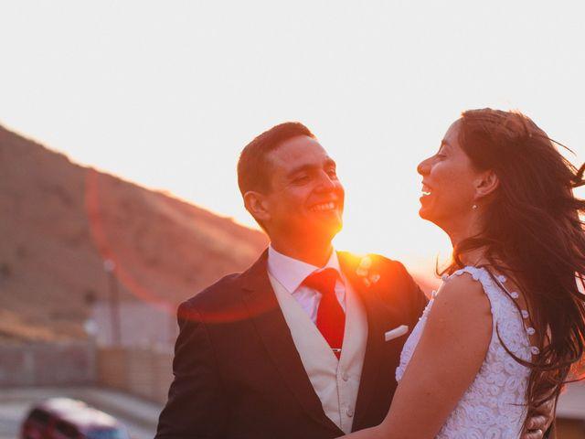 El matrimonio de Salvador y Kaltun