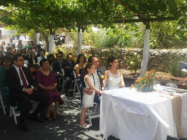El matrimonio de Sebastián y Poly Lucía en Melipilla, Melipilla 2