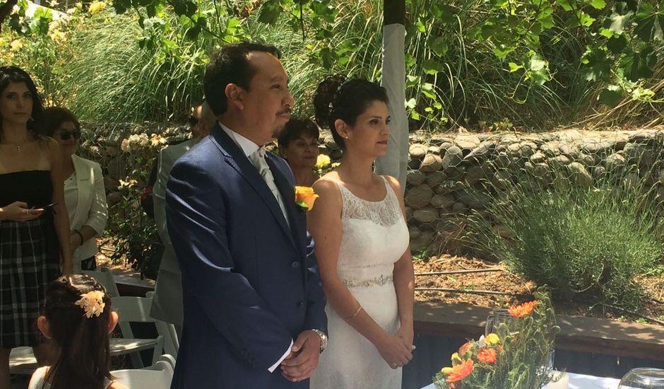 El matrimonio de Sebastián y Poly Lucía en Melipilla, Melipilla