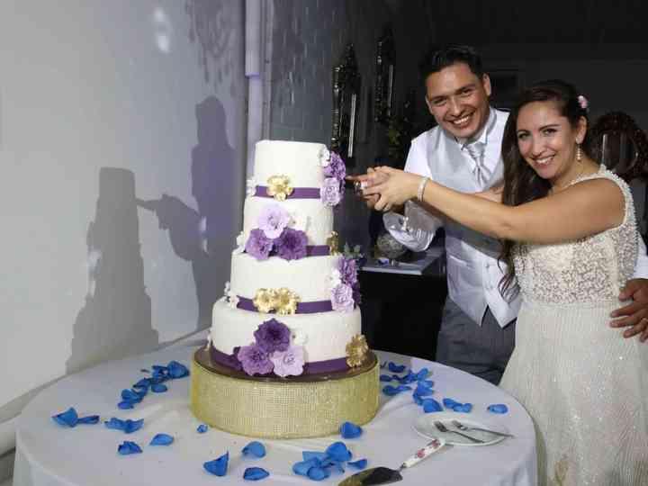 El matrimonio de Marlene y Deivis
