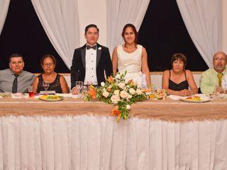 El matrimonio de Camila y Eleazar 1