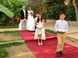 El matrimonio de Camila y Eleazar 2