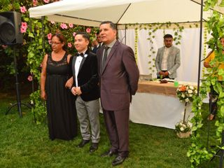 El matrimonio de Camila y Eleazar 3