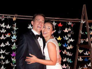 El matrimonio de Tomás y Anita