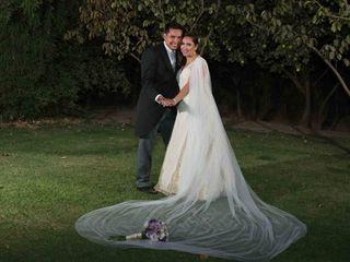 El matrimonio de Marlene y Deivis  1