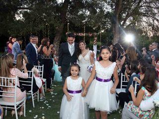 El matrimonio de Marlene y Deivis  2