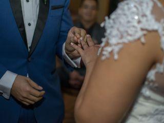 El matrimonio de Cristian  y Fernanda  1