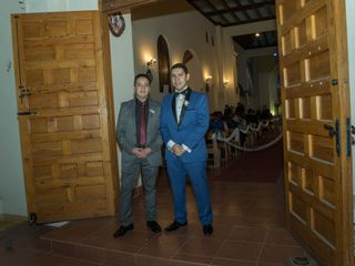 El matrimonio de Cristian  y Fernanda  2