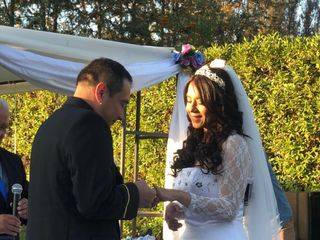 El matrimonio de Johanna y Rodrigo 1