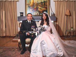 El matrimonio de Johanna y Rodrigo